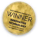 Bulk Handling Awards 2019 - Innovative Technology Winner for Smart Stockyard Management System